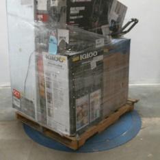 Pallet – 5 Pcs – Pressure Washers, Freezers, Refrigerators – Customer Returns – Black Max, CURTIS INTERNATIONAL LTD