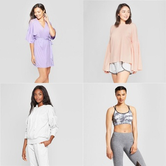 107 Pcs – Underwear, Intimates, Sleepwear & Socks – New – Retail Ready – Xhilaration, Gilligan & O'Malley, C9 Champion