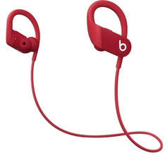 7 Pcs - Beats by Dr. Dre Powerbeats High-Performance Wireless Red In Ear Headphones MWNX2LL/A - Refurbished (GRADE A)