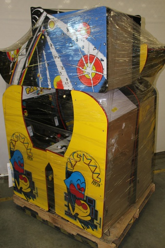 Pallet – 6 Pcs – Video Games – Other – Customer Returns – Red Planet