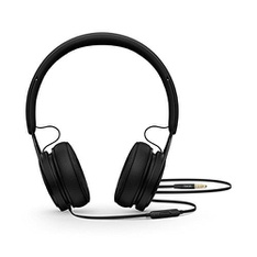 17 Pcs - Beats by Dr. Dre EP Black Wired On Ear Headphones ML992LL/A - Refurbished (GRADE A)
