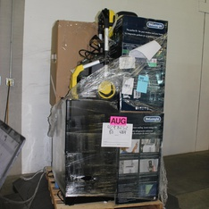 Pallet - 10 Pcs - Pressure Washers, Bar Refrigerators & Water Coolers - Customer Returns - Galanz