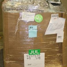 6 Pallets - 173 Pcs - Comforters & Duvets, Jackets & Outerwear, Boys, Curtains & Window Coverings - Customer Returns - Coleman, Mainstays, Ace, Beautyrest
