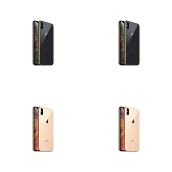 51 Pcs – Apple iPhone Xs Max – Refurbished (GRADE A – Unlocked) – Models: MT5Y2LL/A, MT5X2LL/A, MT5V2LL/A, MT612LL/A