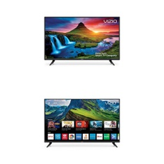 3 Pcs - LED/LCD TVs - Refurbished (GRADE D) - VIZIO