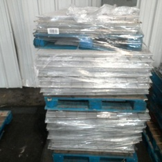 26 Pallets - 577pcs - Racking - Wire Racking Mixed Sizes - Used Fixed Assets
