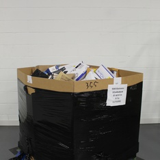 Pallet – 317 Pcs – Ink, Toner, Accessories & Supplies, Unsorted, Keyboards & Mice, Other – Customer Returns – HP, Brother, Logitech, Canon