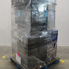 Pallet - 16 Pcs - Air Conditioners, Bar Refrigerators & Water Coolers - Customer Returns - Galanz