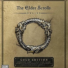 25 Pcs - Bethesdasoft The Elder Scrolls Online: Gold Edition - Xbox One - New - Retail Ready