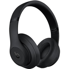 25 Pcs - Beats by Dr. Dre Studio3 Wireless Matte Black Over Ear Headphones MQ562LL/A - Refurbished (GRADE A)