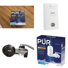 3 Pallets – 674 Pcs – Hardware, Smoke Alarms & CO Detectors, Kitchen & Dining, Humidifiers / De-Humidifiers – Customer Returns – Kidde, PUR, Kaz, Honeywell