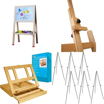 40 Pcs – Home Arts & Crafts – New Damaged Box, Like New, New, Open Box Like New – Retail Ready – XiaSen, US Art Supply, PaintaDoodle, Jack Richeson