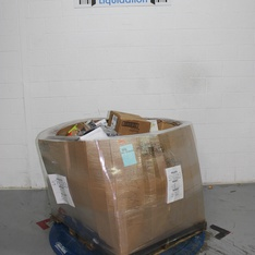 Pallet - 214 Pcs - Gourmet Grocery, Books, Arts & Crafts, Home Health Care - Customer Returns - Boost, Mascot, SlimFast, Jolees Boutique
