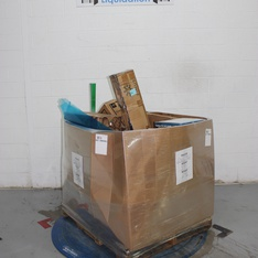 Pallet - 33 Pcs - Office Supplies, Keyboards & Mice, Pretend & Dress-Up, Arts & Crafts - Damaged / Missing Parts - Post-it, Logitech, Cool Maker, Gila