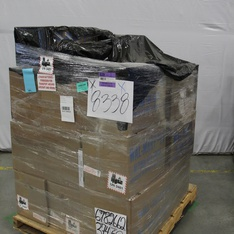 3 Pallets – 521 Pcs – Ink, Toner, Accessories & Supplies, Other, Speakers, Accessories – Customer Returns – Onn, Canon, Blackweb, One For All