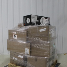 Pallet - 492 Pcs - Electronic Accessories - Customer Returns - onn., Onn, Logitech, CoolerMaster