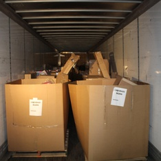 Truckload - 27 Pallets - 700 to 900 Pcs - General Merchandise (Amazon) - Customer Returns