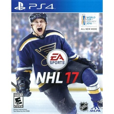 49 Pcs - EA NHL 17(PS4) - New - Retail Ready