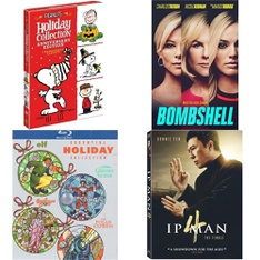 45 Pcs – Movies & TV Media – New, Like New, Used – Retail Ready – Warner Bros., Lionsgate, Paramount, ECHO BRIDGE
