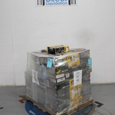 6 Pallets - 1065 Pcs - In Ear Headphones, Security & Surveillance, Over Ear Headphones, Power - Customer Returns - Apple, Merkury Innovations, Monster, Sony