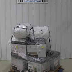 3 Pallets - 166 Pcs - Kitchen & Dining, Hardware, Covers, Mattress Pads & Toppers - Customer Returns - Kaz, PUR, Taylor Precision Products, Taylor