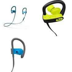 7 Pcs – Apple Beats by Dre Headphones – Refurbished (GRADE A, GRADE B) – Models: MRET2LL/A, MNLX2LL/A, MNN02LL/A