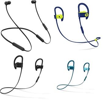 Clearance ! 150 Pcs – Beats Headphones (Tested NOT WORKING) – Models: MTH52LL/A, ML8V2LL/A, MREQ2LL/A, MRET2LL/A
