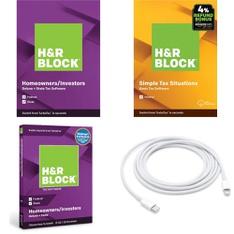 3 Pallets – 1648 Pcs – Other, Games, Software, Over Ear Headphones – Customer Returns – Blackweb, Apple, H&R Block, Electronic Arts