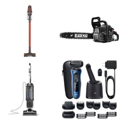 Pallet – 32 Pcs – Vacuums, Power Tools, Kitchen & Dining, Home Health Care – Customer Returns – Shark, Mainstay's, Hoover, Armor All