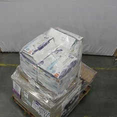Pallet – 9 Pcs – Office, Covers, Mattress Pads & Toppers – Customer Returns – Mainstay's