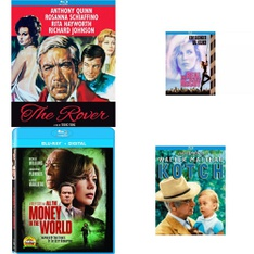 130 Pcs - Movies & TV Media - New - Retail Ready - KL STUDIO CLASSICS, Sony Pictures Home Entertainment, Lionsgate, Blu-ray