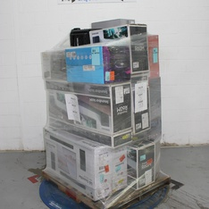 6 Pallets - 123 Pcs - Speakers, Portable Speakers - Tested NOT WORKING - Ion, LG, Samsung, Onn