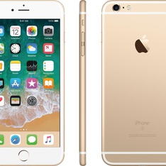 Apple iPhone 6S Plus 16GB Gold LTE Cellular Sprint MKVQ2LL/A - Unlocked - Certified Refurbished