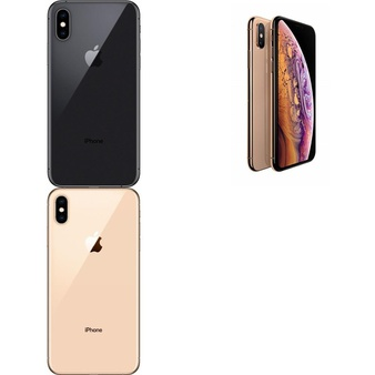 10 Pcs – Apple iPhone XS 64GB – Unlocked – BRAND NEW