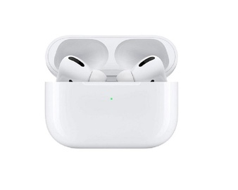 8 Pcs – Apple AirPods Pro with Wireless Case White MWP22AM/A – Refurbished (GRADE D)