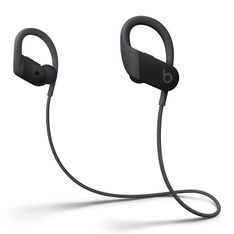 11 Pcs - Beats by Dr. Dre Powerbeats High-Performance Wireless Black In Ear Headphones MWNV2LL/A - Refurbished (GRADE D, No Packaging)