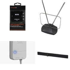 3 Pallets - 361 Pcs - Accessories, Speakers - Customer Returns - Onn, One For All, Blackweb, EMATIC