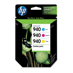 HP CN065FN 940 3-pack Cyan/Magenta/Yellow Original Ink Cartridges