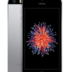 Apple iPhone SE 16GB Space Gray LTE Cellular Sprint MLM22LL/A - Unlocked - Brand New