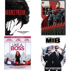 59 Pcs – Movies & TV Media – New – Retail Ready – Paramount, Image Entertainment, Warner Bros., Sony Pictures Home Entertainment