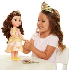 Disney 201541 Princess Share With Me Belle Doll - Brand New