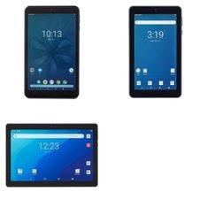 8 Pcs - Tablets & eReaders - Other - Refurbished(GRADE A, GRADE B) - Onn