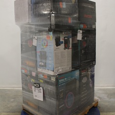 Pallet - 13 Pcs - Portable Speakers - Tested NOT WORKING - Ion, Singing Machine, Monster