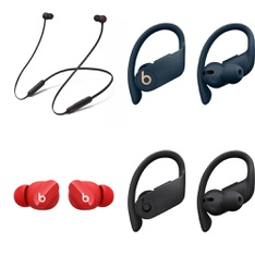 15 Pcs - Mixed Beats By Dre. (Tested NOT WORKING) - Models: MYMC2LL/A, MJ503LL/A, MX7X2LL/A, MJ4Y3LL/A