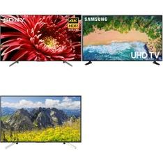 5 Pcs - LED/LCD TVs (58