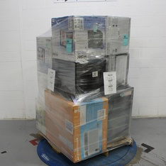 Pallet - 10 Pcs - Bar Refrigerators & Water Coolers, Power Tools, Air Conditioners, Refrigerators - Customer Returns - HAIER, Continental