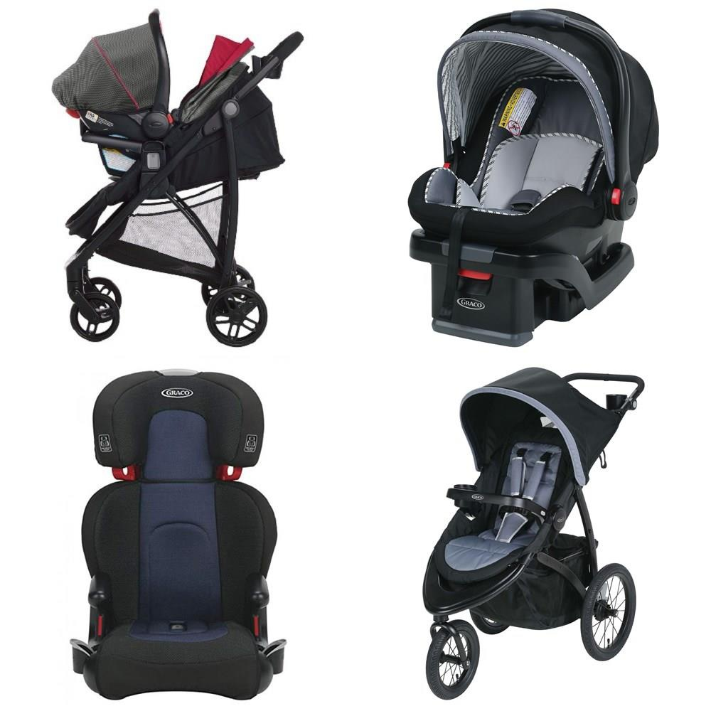 Pallet Strollers Car Seats Unsorted Graco Baby Trend Chicco
