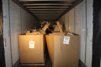 Truckload – 27 Pallets – 700 to 900 Pcs – General Merchandise (Amazon) – Customer Returns