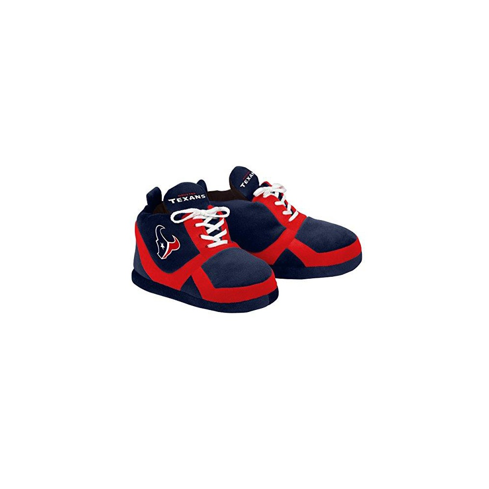 FOCO NFL Unisex Exclusive Team Logo Flats with Clutch