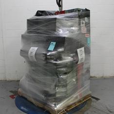 Pallet – 22 Pcs – Vacuums, Powered – Customer Returns – Hoover, Dirt Devil